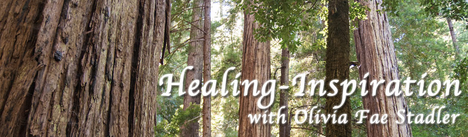 Healing-Inspiration with Olivia Fae Stadler